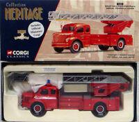 CORGI 73501 1/50 FRENCH Berliet GLR 8 Grande-Echelle Sapeurs Pompiers de Colmar