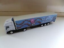 Truck with Trailer  Venz - 1998 - Kentoys - White Blue - China