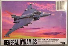 Arii Lee Model 1:144 Jet Fighter Series General Dynamics F-16XL