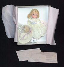 "Madame Alexander Doll Easter Morning - Lillian Vernon 37145 8"" NEW MINT w/Box"