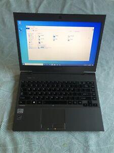 """Toshiba Portege Z930 13.3"""" i5-3337U 6GB RAM 128GB SSD Windows 10 Pro PT234A"""