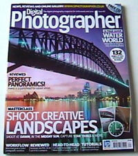 Digital Photographer Magazine 82 Masterclass Shoot Creative Landscapes Panoramic