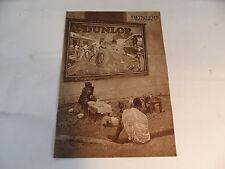 alte Dunlop Zeitung ****** Nr.2. *******