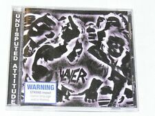 Slayer, Undisputed Attitude, New CD Unsealed