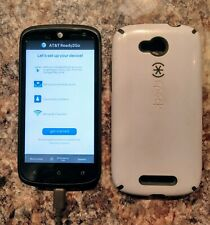 HTC One VX Red AT&T - Very Good Condition