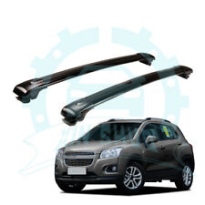 for Chevrolet Chevy Holden TRAX 2013-2018 Lockable Roof Rack Rail Cross Bar B