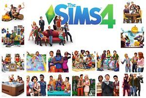 The Sims 4 Origin Codes