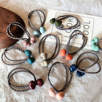 Heart Shape Hair Ring Headwear Elastic Rubber Bands Ponytail Hair Accessories/*