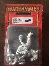 Chaos Daemonetts Standard Bearer On Mount of Slaanesh New Blister Warhammer