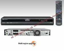 Panasonic Multiregion DMR-EX77 DVD/HDD 160GB Recorder Freeview SD PVR FREE HDMI