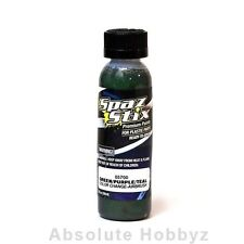 Spaz Stix Color Changing Paint Green/ Purple/ Teal (2oz Bottle) - SZX05700