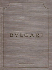 BVLGARI Luxury Watch HARDCOVER CATALOG 2019 Serpenti Lvcea Octo Divas' Dream ++