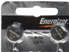 FRESH Energizer A76 LR44 AG13 L1154 G13 V13GA Alkaline Button Batteries