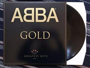 ABBA - Gold (Greatest Hits) vinyl. Double 180g LP Set. 535 110-6. Like New.
