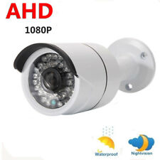 1080P AHD Bullet Cameras HD Analog CCTV Outdoor Security Night Vision with DVR