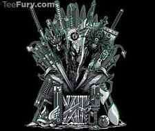 Throne of Games - Game of Thrones Zelda Pokemon TeeFury Shirt - MM Mens Medium