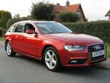 A4 Estate 75,000 to 99,999 miles Vehicle Mileage Cars