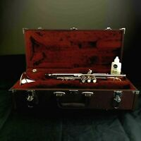Antigua Winds Gold and Silver Trumpet With Valve Oil