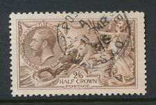 Pre-Decimal Military, War Used Great Britain Stamps