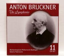 ROBERTO PATERNOSTRO - BRUCKNER The Symphonies BELLA MUSICA 11xCDs NM