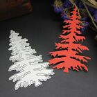 Christmas Tree Cutting Dies Stencil Scrapbooking Embossing Paper Cards Craft DIY