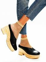 New Free People Brea Clog size 7 MSRP: $148 Leather
