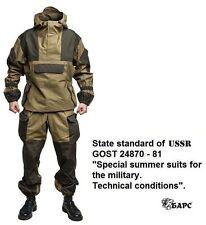 "Gorka 4 ""BARS"" original russian military special uniform suit khaki camo new"