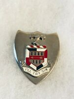 Authentic US Army 5th Infantry Regiment Unit DI DUI Crest Insignia S-38