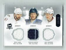 13-14 UD The Cup Trios  Nash--Keith--Skinner  /25  Jerseys