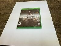 PUBG Playerunknowns Battlegrounds Physical Disc Xbox One new