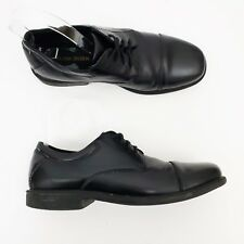 Nunn Bush Mens Black Vlad Cap Toe Oxford Shoes: Sz 9