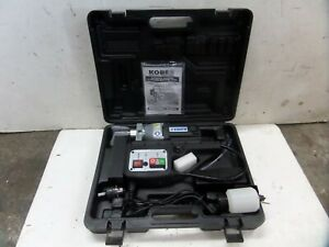 BRAND NEW Kobe 240v magnetic drilling milling machine DMM3050 in carry case