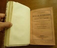 1850-71 MEXICO LAW CASES Sammelband SIGNED Jose Maria Iglesias MEXICAN PRESIDENT