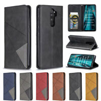 For Xiaomi Redmi 8 7A Note 8T 8 7 Luxury Wallet Flip Stand Leather Case Cover
