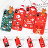 Christmas Xmas 3D Doll Phone Case Soft Rubber Cover For iPhone XS Max XR 8 6s 7+