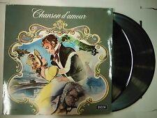 33 RPM Vinyl Chanson D'Amour Operette En 3 Actes Decca 115.056A 122314KME