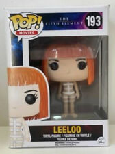 Leeloo Pop Vinyl The Fifth Element Movie Rare Retired Pop Collectables