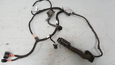 AUDI A4 B8 8K 08-16 DRIVER OFFSIDE RIGHT REAR DOOR WIRING LOOM 8K0971687B