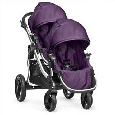 Baby Jogger 2015 City Select Double Stroller - Amethyst - Brand New! Open Box!!!