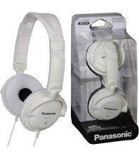 Panasonic DJ Monitor Style Lightweight Stereo Headphones