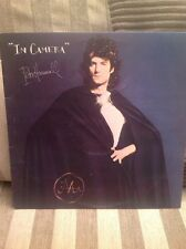 PETER HAMMILL - In Camera Vinyl LP CAS 1089 1st PRESS VINYL IN NR MINT CONDITION