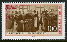 Germany 1637, MNH. Lette Foundation, 125th anniv. 1991