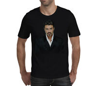 George Michael Wham tribute T Shirt unisex black music gift tee top women men