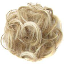 1X(Haarteil Haarband Pferdeschwanz Extensions HaarverlängerungenL5J1)