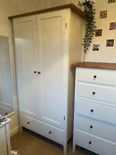 Bedroom Furniture Set Draws & Wardrobe