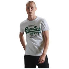 Superdry NEW Men's Vintage Logo T-Shirt - Optic BNWT