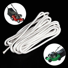 1 X Pull Starter Recoil Start Cord Rope 4mm X 300cm Metres Lawnmower Spare Parts