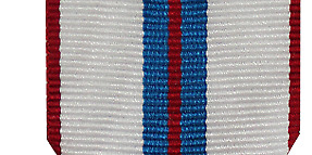 """MEDAL RIBBONS FULL SIZE & MINIATURE SOLD BY 10"""" LENGTH, NEW, BRITISH, NATO, UN"""
