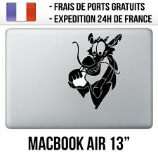 Sticker Macbook Air 13 pouces - Mushu (Mulan)