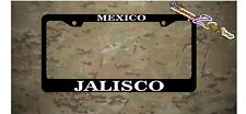 Jalisco Mexico Plastic License Plate Holder Frames Vinyl Decal Gift